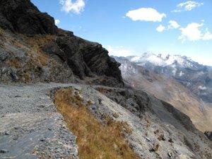 La Cumbre, juste un peu plus haut que le Mont Blanc