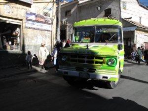Raser les murs a La Paz