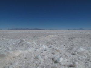 Froid, sel et ciel bleu, Uyuni